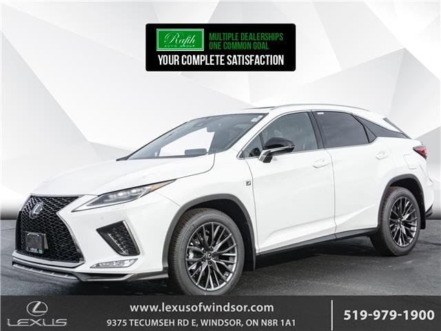 2021 Lexus RX 350 Base (Stk: RX1329) in Windsor - Image 1 of 20