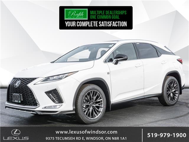 2021 Lexus RX 350 Base (Stk: RX1288) in Windsor - Image 1 of 20