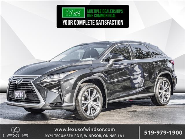 2019 Lexus RX 350 Base (Stk: PL0840) in Windsor - Image 1 of 20