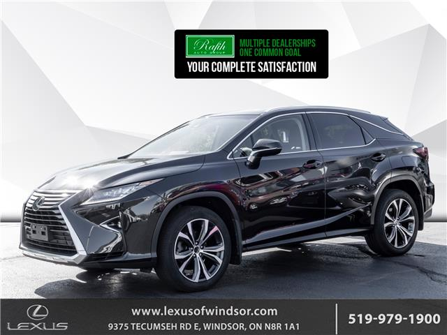 2017 Lexus RX 350 Base (Stk: PL6552) in Windsor - Image 1 of 21