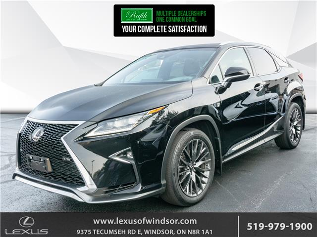 2018 Lexus RX 350 Base (Stk: PL8345) in Windsor - Image 1 of 23