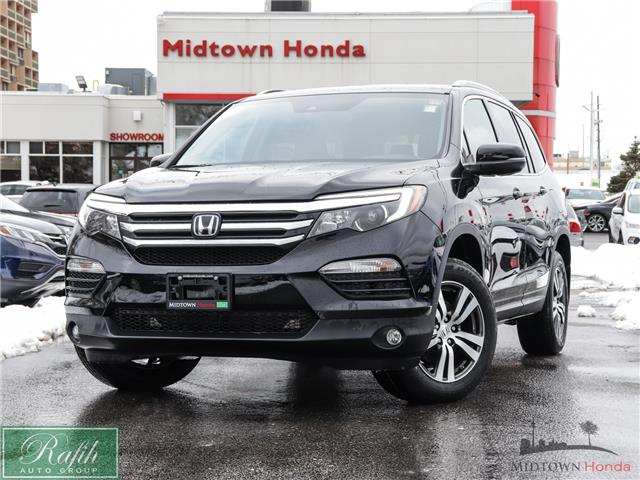 2017 Honda Pilot EX-L Navi (Stk: P13505) in North York - Image 1 of 30