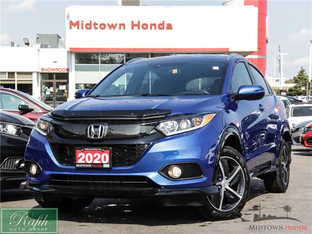 2020 Honda HR-V Sport (Stk: P14009) in North York - Image 1 of 28