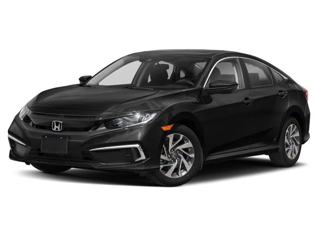 2021 Honda Civic EX (Stk: 2210167) in North York - Image 1 of 9