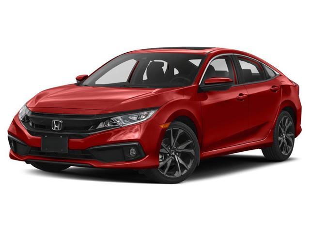 2021 Honda Civic Sport (Stk: 2210241) in North York - Image 1 of 9