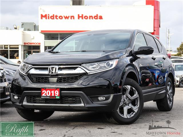 2019 Honda CR-V EX-L (Stk: 2210305A) in North York - Image 1 of 28