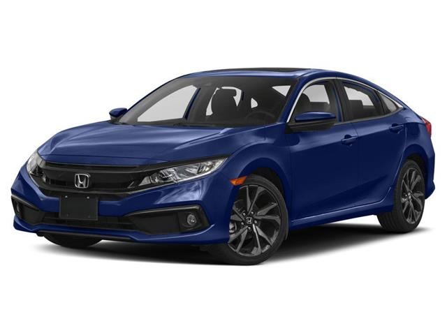 2021 Honda Civic Sport (Stk: 2210394) in North York - Image 1 of 9