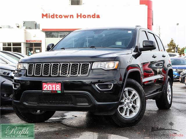 2018 Jeep Grand Cherokee Laredo (Stk: P14382) in North York - Image 1 of 26