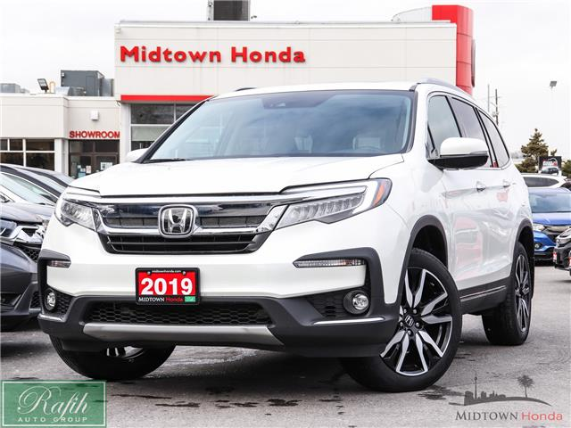 2019 Honda Pilot Touring (Stk: P14352) in North York - Image 1 of 30