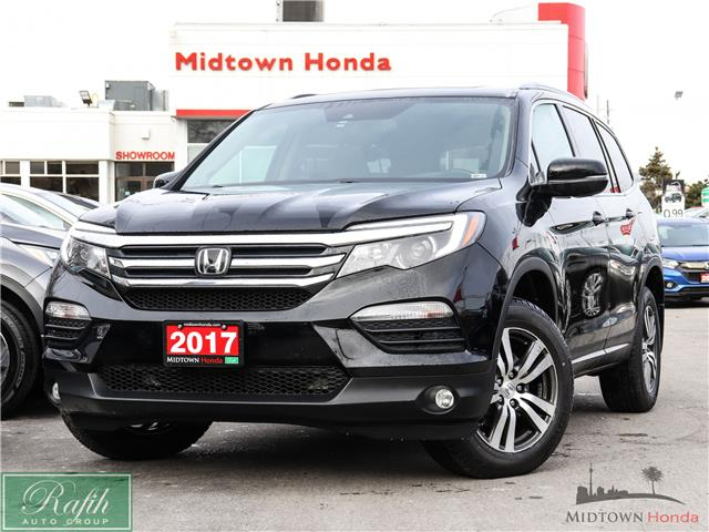 2017 Honda Pilot EX-L RES (Stk: P14383) in North York - Image 1 of 30