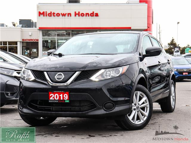 2019 Nissan Qashqai S (Stk: P14387) in North York - Image 1 of 27