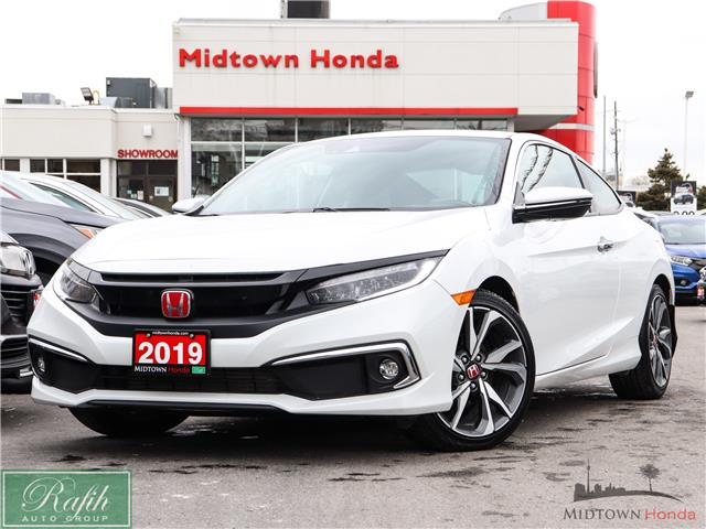 2019 Honda Civic Touring (Stk: P14408) in North York - Image 1 of 29