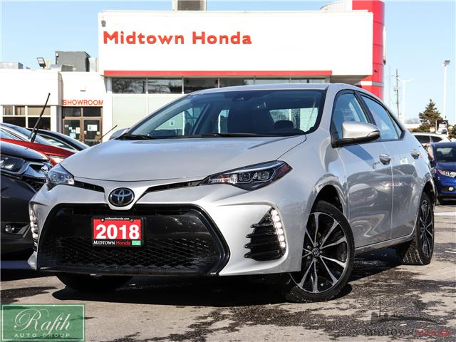 2018 Toyota Corolla SE (Stk: 2201890A) in North York - Image 1 of 29