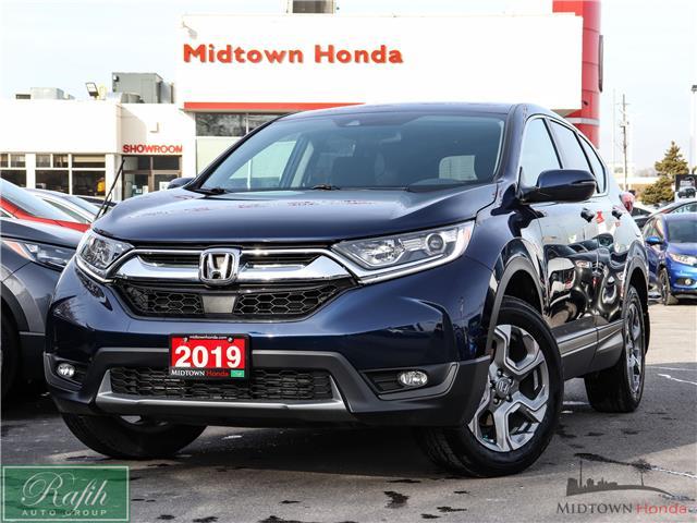 2019 Honda CR-V EX (Stk: P14380) in North York - Image 1 of 28