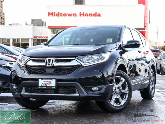 2019 Honda CR-V EX-L (Stk: P14444) in North York - Image 1 of 29