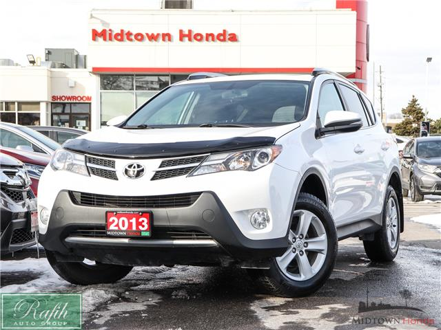 2013 Toyota RAV4 XLE (Stk: P14446A) in North York - Image 1 of 27