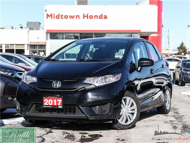 2017 Honda Fit LX (Stk: P14475) in North York - Image 1 of 26