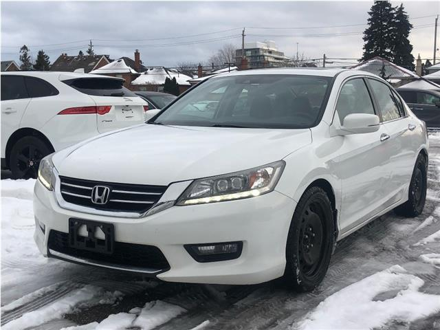 2015 Honda Accord Touring (Stk: 2210486A) in North York - Image 1 of 23