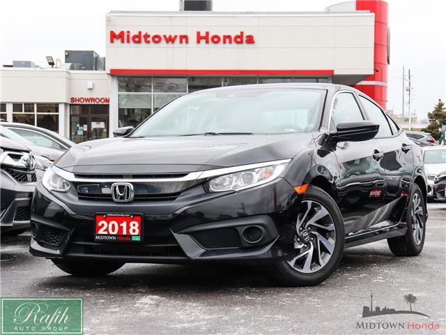 2018 Honda Civic SE (Stk: P14500) in North York - Image 1 of 26