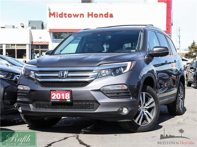 2018 Honda Pilot EX-L Navi (Stk: 2210544A) in North York - Image 1 of 30