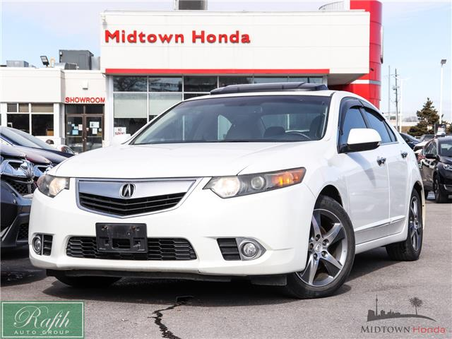 2012 Acura TSX Premium (Stk: P14391A) in North York - Image 1 of 26