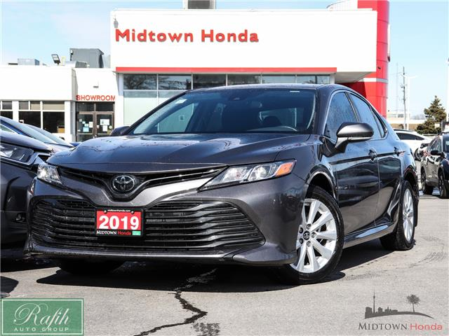 2019 Toyota Camry LE (Stk: P14524) in North York - Image 1 of 29