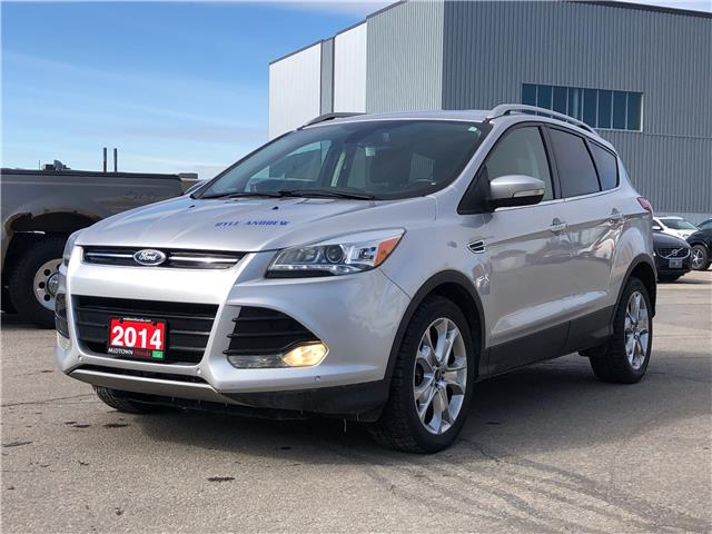 2014 Ford Escape Titanium (Stk: 2200266A) in North York - Image 1 of 22