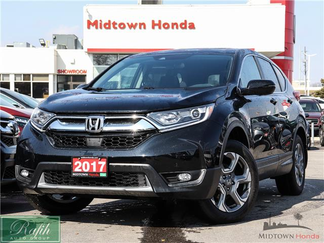2017 Honda CR-V EX (Stk: P14469) in North York - Image 1 of 28