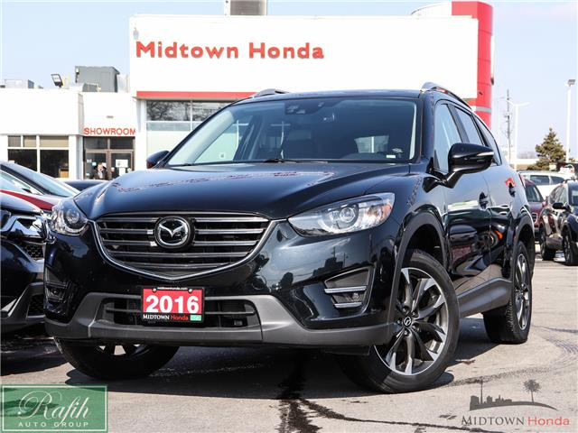 2016 Mazda CX-5 GT (Stk: P14538) in North York - Image 1 of 30