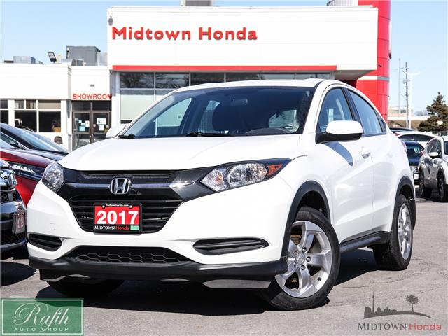 2017 Honda HR-V LX (Stk: P14510) in North York - Image 1 of 27
