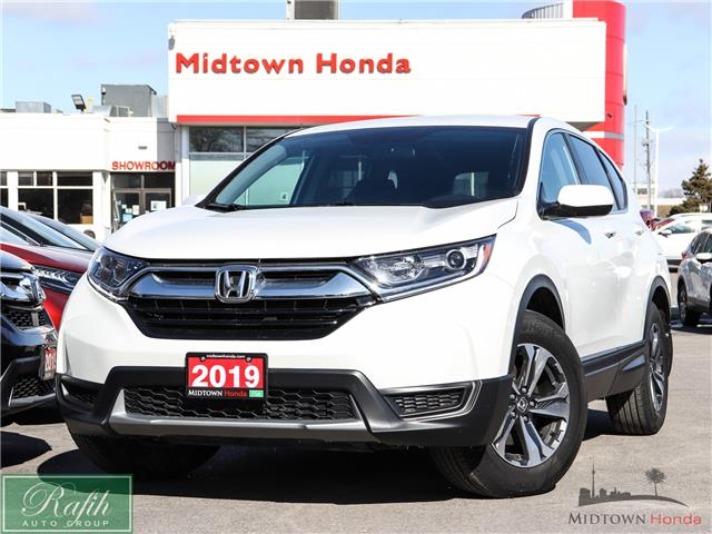 2019 Honda CR-V LX (Stk: P14481) in North York - Image 1 of 27
