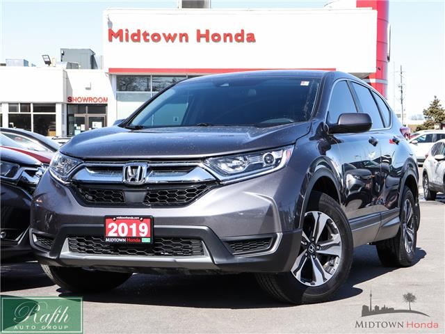 2019 Honda CR-V LX (Stk: P14530) in North York - Image 1 of 27