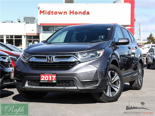 2017 Honda CR-V LX (Stk: P14546) in North York - Image 1 of 27
