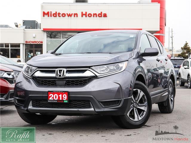 2019 Honda CR-V LX (Stk: P14550) in North York - Image 1 of 27