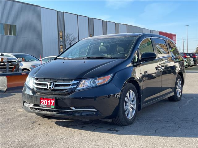 2017 Honda Odyssey EX-L (Stk: P14558) in North York - Image 1 of 21