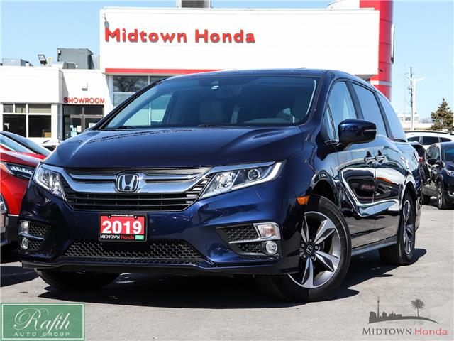 2019 Honda Odyssey EX-L (Stk: P14533) in North York - Image 1 of 30