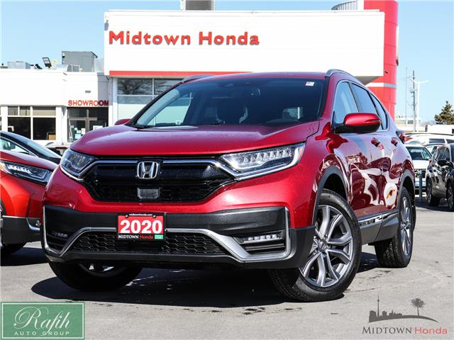 2020 Honda CR-V Touring (Stk: P14564) in North York - Image 1 of 29