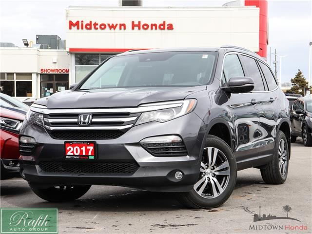 2017 Honda Pilot EX (Stk: P14515) in North York - Image 1 of 29