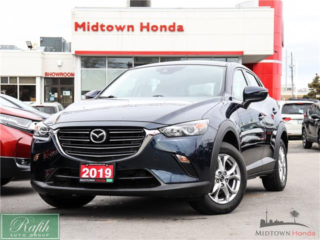2019 Mazda CX-3 GS (Stk: P14565) in North York - Image 1 of 26