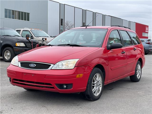 2007 Ford Focus  (Stk: P14513A) in North York - Image 1 of 21