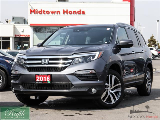 2016 Honda Pilot Touring (Stk: 2210253A) in North York - Image 1 of 30