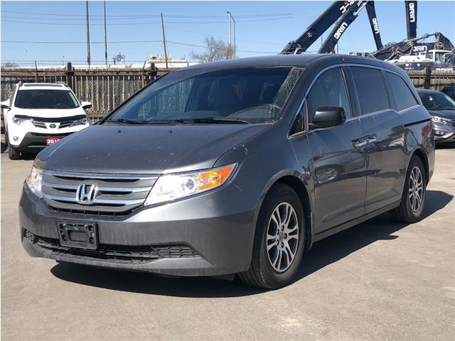 2013 Honda Odyssey EX (Stk: P14352A) in North York - Image 1 of 26