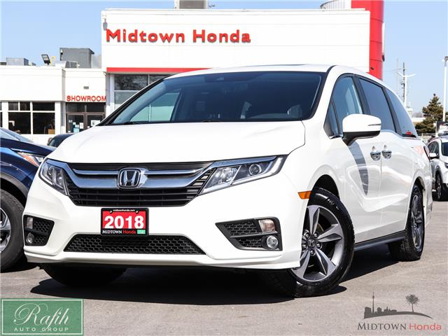 2018 Honda Odyssey EX (Stk: 2201667A) in North York - Image 1 of 29