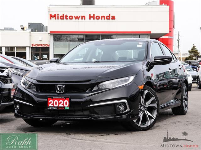 2020 Honda Civic Touring (Stk: P14503) in North York - Image 1 of 30