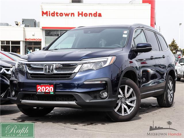2020 Honda Pilot EX-L Navi (Stk: P14504) in North York - Image 1 of 30