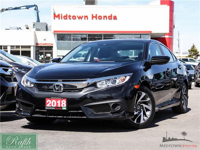 2018 Honda Civic SE (Stk: 2210793A) in North York - Image 1 of 24