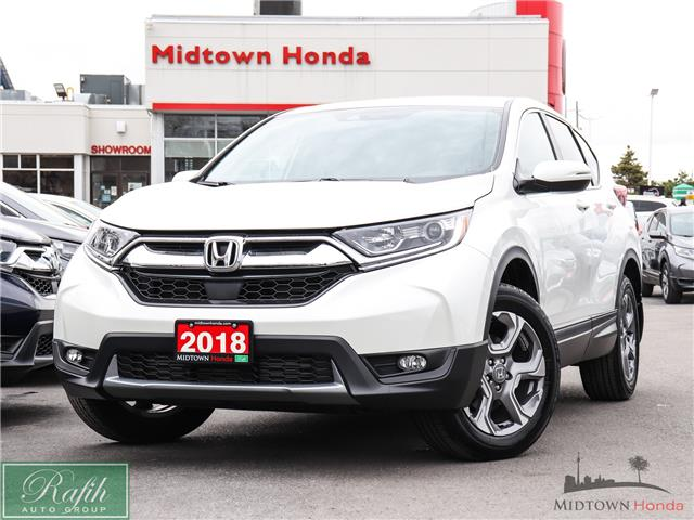 2018 Honda CR-V EX (Stk: 2220033A) in North York - Image 1 of 29
