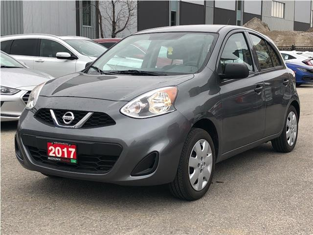 2017 Nissan Micra S (Stk: P14604) in North York - Image 1 of 21