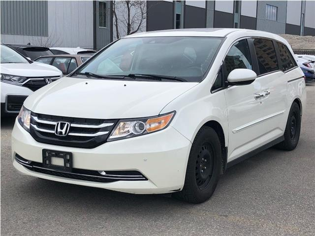 2017 Honda Odyssey EX-L (Stk: P14630) in North York - Image 1 of 14