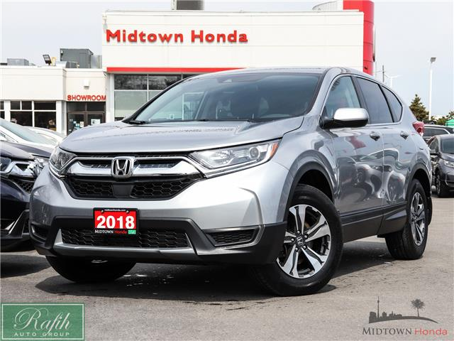 2018 Honda CR-V LX (Stk: P14620) in North York - Image 1 of 27